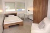 Appartement-Atmosphäre: Die ELA Premiummodule ermöglichen eine flexible Einrichtung.