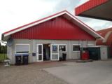 Auch nach Jahren noch komfortabel und funktional: Der Tankstellen-Shop aus ELA-Gebrauchtmodulen.