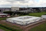 435 ELA-Premium-Mietcontainer sind bei VW in Emden im Einsatz.