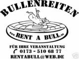 Bullriding bei RentaBull