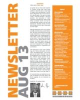Titelbild der aktuellen Newsletterausgabe