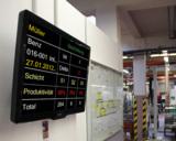 """PROXIA """"erfindet"""" das klassisches Andon Board neu - Im Maschinenumfeld als Softwarelösung."""