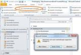 Outlook-E-Mails als Unterhaltungen anzeigen lassen