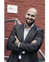 Geschäftsführer Mustafa Mussa