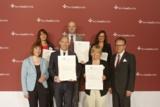 17. Juni 2014, Zertifikatsverleihung familieundberuf