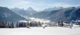 Hotel Alpen Tesitin - Winterpanorama