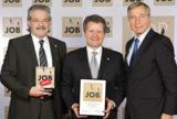 """Die Tübinger Kemmler Baustoffe GmbH gewann 2013 zum zweiten Mal den """"Top Job""""-Preis"""