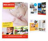 """Familienzeitung im Layout """"Gossip"""""""