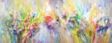 """Abstrakte Malerei auf 5 qm: """"Colour Symphony XXXL1"""" von Peter Nottrott"""