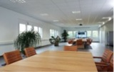 Seminarteilnehmer erwarten komfortable, modern ausgestattete Räume