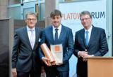 Preisverleihung Platow Immobilien Award an PROJECT