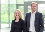 Patrizia Mataj und Steffen Lindemann verstärken die Geschäftsführung bei Valentin Software