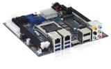 Embedded Mini-ITX Motherboard KTQ87/mITX von Kontron