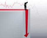 Immer mehr Firmenchefs stehen an der Schwelle zum Abgrund.