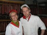 Rita und Jens Freckmann nutzten die Impulsgespräche. © R. Lindhorst, RKW Kompetenzzentrum