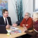 Eine ganzheitliche Beratung ist wichtig für die Altersvorsorge