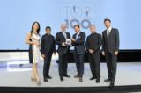 Mentor Ranga Yogeswhar gratulierte zu dieser rasanten und spektakulären Unternehmensentwicklung
