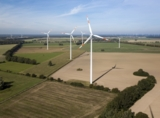 Seit August betreut seebaWIND einen der größten Nordex-Windparks in Deutschland.
