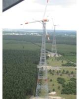 seebaWIND übernimmt den Service für die FL2500 Anlagen im Windpark Spremberg (c) WSB