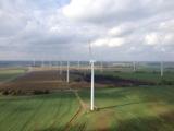 Größter zusammenhängender Fuhrländer-Windpark in Deutschland (c) EWE ERNEUERBARE ENERGIEN GmbH