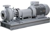 HPK-L, die neue Heißwasser-Umwälzpumpe, kann ohne Fremdkühlung Heißwasser bis zu 400 °C fördern.