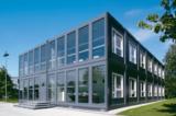 Mietsysteme von Algeco sind mit modernster Netzwerktechnologie kompatibel.