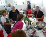 Nelly Reinle-Carayon, Leiterin der Rohkostschule kulinaRoh®