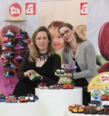 Foto: POLOLO OHG, Berlin / v.l.n.r.: POLOLO-Gründerinnen Franziska Kuntze und Verena Carney