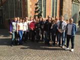 Teilnehmer des BMWi-Managerfortbildungsprogramms