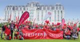 Pfeiffer Vacuum Mitarbeiterinnen und Mitarbeiter erfolgreich bei Corporate Games in Annecy