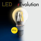 LED there be light - die LED Glühbirne rEvolution 60 von ChiliconValley