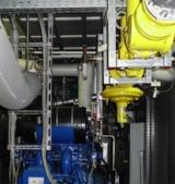 Biogasmotoren müssen mit dem Verkauf von Strom und Wärme Geld verdienen
