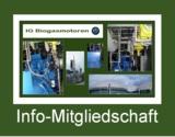 Neu im Markt: Info-Mitgliedschaft der IG Biogasmotoren