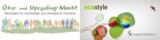 Kooperation Öko- und Upcycling-Markt/Ecostyle