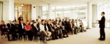 Alexander Wolf bei einem Networking Seminar