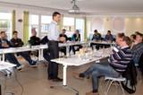 Die Seminare des TRAUCO Bildungsprogramms sind fast immer ausgebucht.