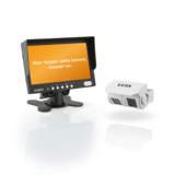 LUIS RV-Plus Rückfahrsystem mit Doppelaugenkamera