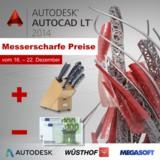 Messerscharfe Preise für AutoCAD LT 2014
