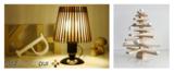 Pencil Lamp von Tom Rossau und bauMsatz von raumgestalt