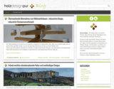 Der neue Blog von HolzDesignPur