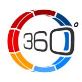 Logo der 360° CAD Kompetenz Kampagne. Foto: Siemens PLM Software