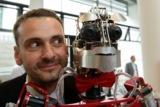 Bild: Ben Schaefer, H & S Robots (Foto: Candy Welz)