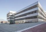 Neubau der Hochschule Düsseldorf – Campus Derendorf (© Hochschule Düsseldorf)