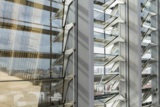 Luxuswohnen neben der Mercedes-Benz-Arena (ein weiteres Erfolgsprojekt mit EuroLam-Lamellenfenstern)
