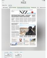 Die Neue Zurcher Zeitung nun als App mit verschiedenen Lesemodi – Relaunch durch TDSoftware