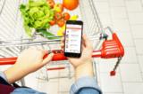 Die myFoodMap-App im Einsatz: Einkaufen leicht gemacht.