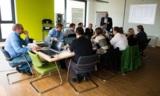 Routenzug-Workshop am Tag der Logistik: Veranstalter generic.de AG und Almert Logistic Intelligence