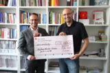 Jerome Braun Stiftung Hänsel + Gretel und Michael Puder generic.de AG