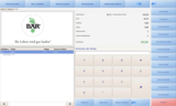 Display-Screenshot des Kassensystems SPH-POS