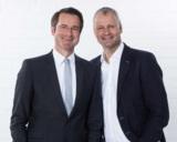Geschäftsführende Gesellschafter Dr. Henner und Thomas Buhck